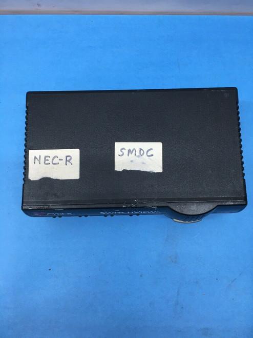 SwitchView SC 4-Port KVM Switch 520-147-005 Cybex