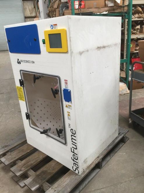 Air Science Safefume Automatic Cyanoacrylate Fuming Chamber
