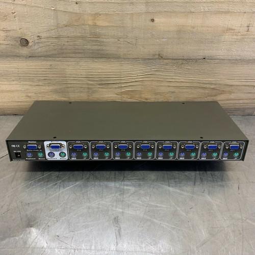 D-Link DKVM (DKVM8E) 8-Port External PS/2 KVM Switch