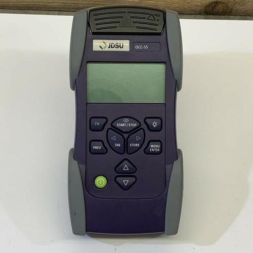 Smart Optical CWDM Channel Checker OCC-55 JDSU