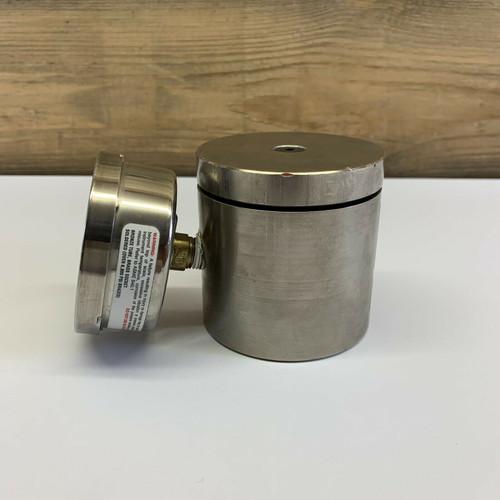 Ashcroft Hydraulic Load Gauge with 0-1500 lb. Indicator