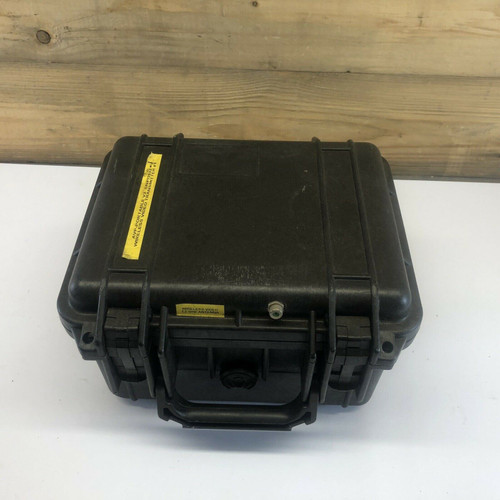 Portable Wireless Transmitter with Camera and Rugged Case