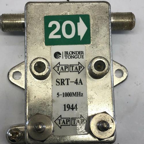 Directional Tap SRT-4A-20 | 1944-20 Blonder Tongue 4-Output 20dB 5-1000MHz