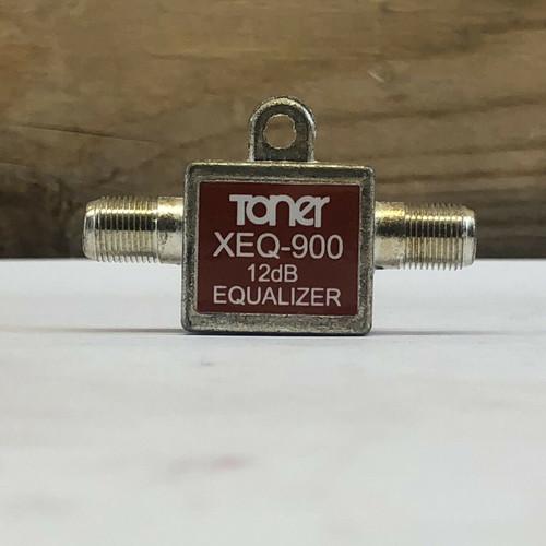 Miniature In-Line Equalizer XEQ-900-12DB Toner