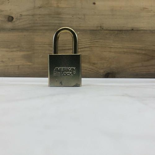 American Lock Shackle Type Open Keyed Padlock 5200 Series