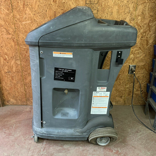 Robinair Cooltech 17800B Refrigerant Recovery Machine 4120015414688