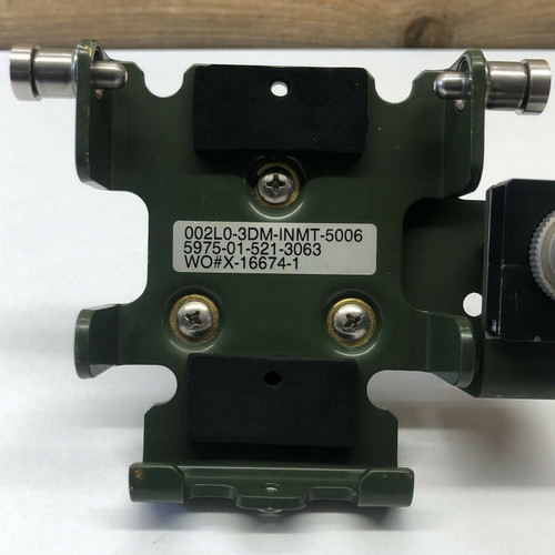 GPS Receiver Electrical Equipment Mounting Base w/ Ram Patented Ball Mount
