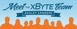 Meet the Team - Ashley Sanders
