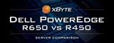 Dell PowerEdge R650 vs R450 Server Comparison