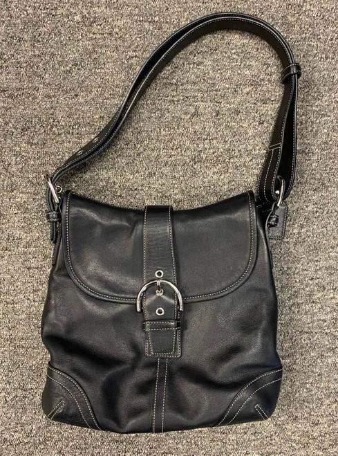 Beautiful COACH Crossbody Soft Leather Purse