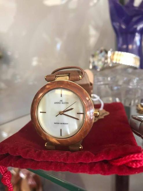 Stylish Ann Klein Watch