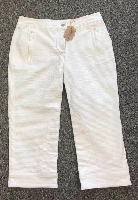 Yansi Fugel Designer Capri Pants