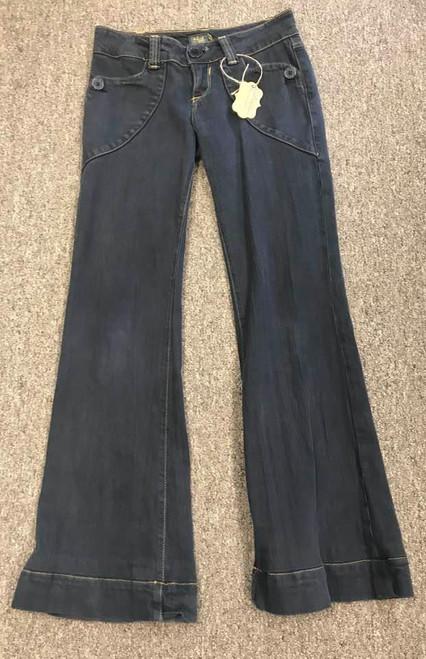 Kasil Flare Leg Denim Jeans
