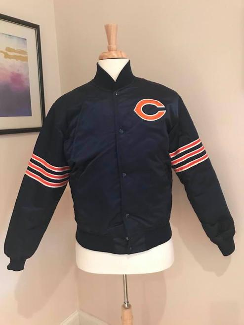 Authentic Vintage Chicago Bears NFL Proline Starter Jacket, Size Medium