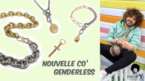 Mes bijoux Genderless !