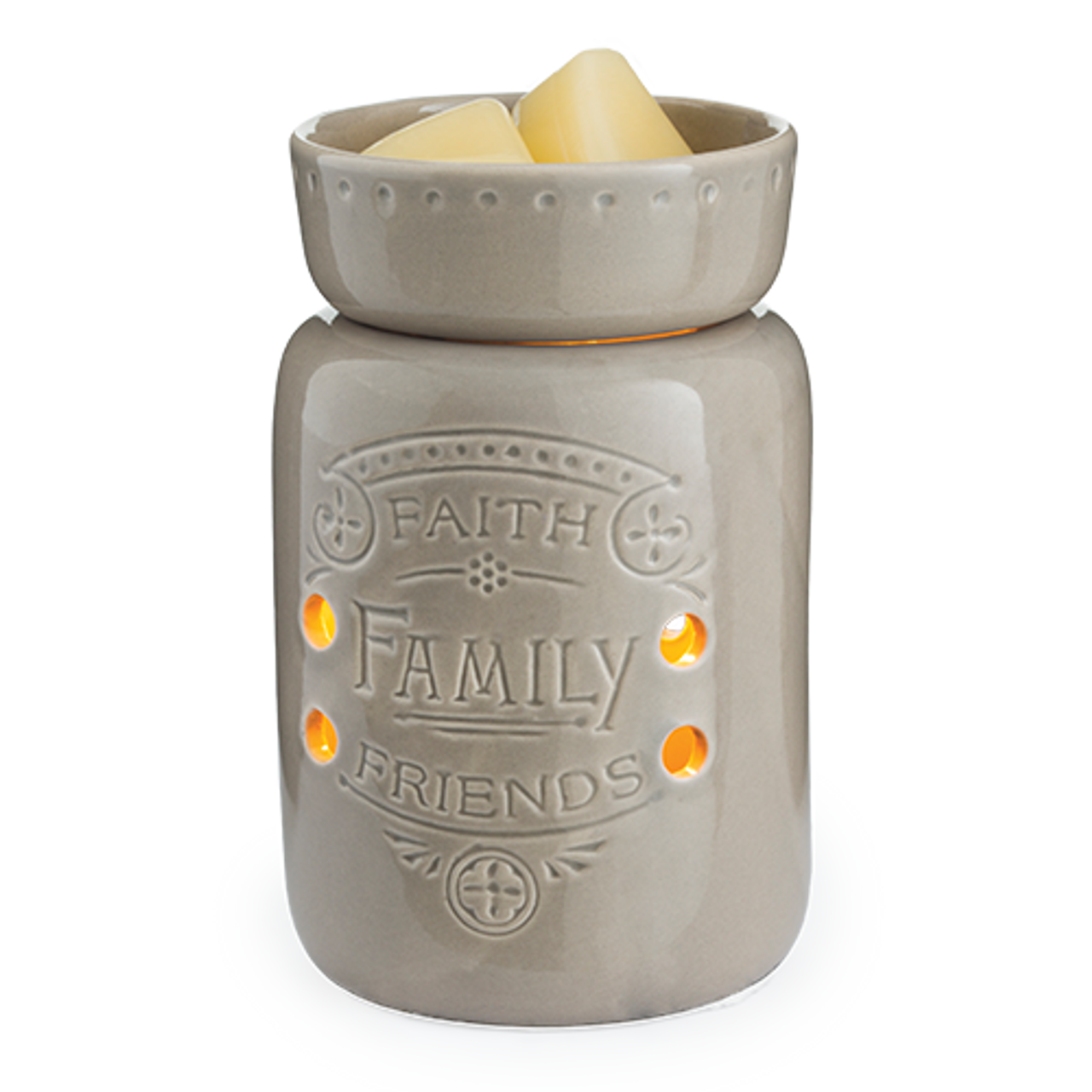 Wax Melter Faith Family Friends Illumination Terra Vela It endeavors to provide the products that you want, offering the best bang for your buck. wax melter faith family friends illumination