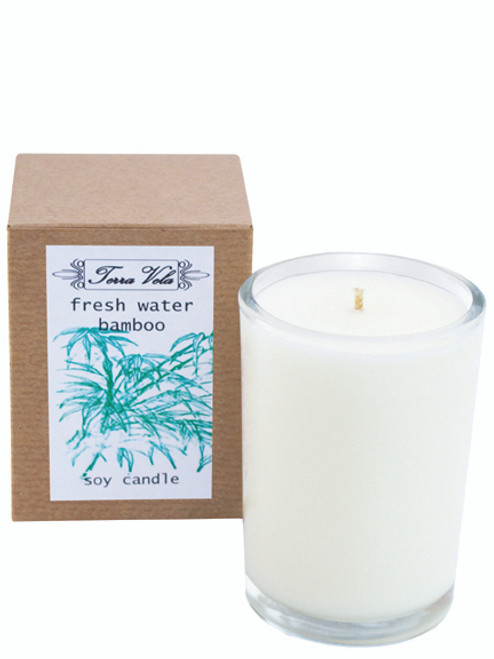 Freshwater Bamboo Soy Candle