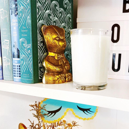 Cucumber Mint - Aromatherapy Soy Candle Natural soy wax candle, hand poured in small batches. An artisan soy wax candle of the highest quality.