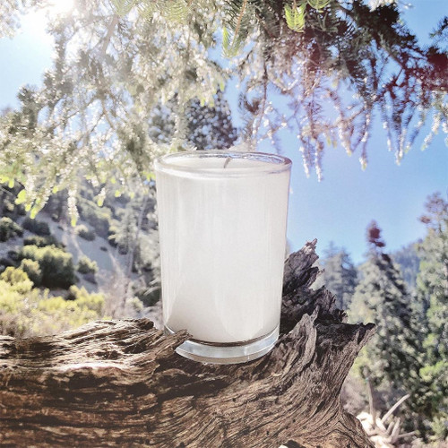 Pine and Blue Spruce notes highlight this fresh wooded forest blend.