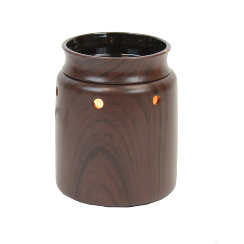 Ceramic Wood Look Tart Warmer