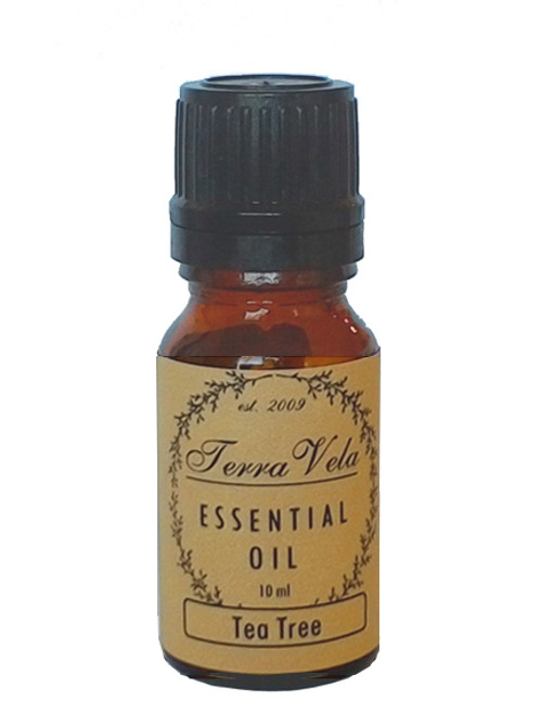 Tea Tree Essential Oil is relaxing, soothing and invigorating, known to cleanse the skin.