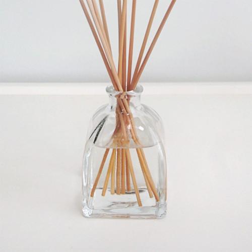 8 oz designer glass vessel.