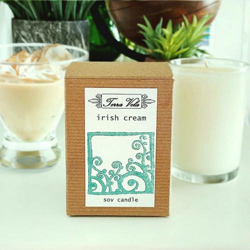 Rich coffee combined                  with decadent vanilla                 Irish cream liquor.