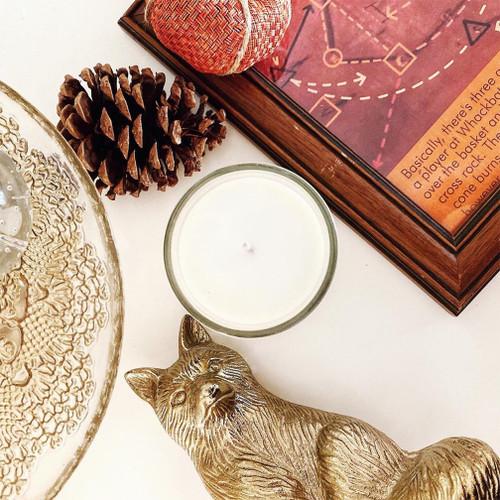 Frankincense Myrrh Soy Candle