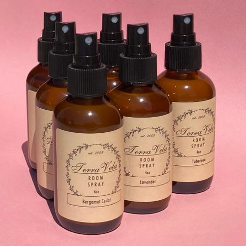 Bergamot Cedar Room Spray