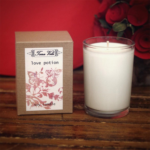 Love Potion Soy Candle
