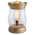 Wax Melter. Hurricane Edison Bulb Illumination – The clear curved glass and exposed filament bulb of the Hurricane Edison Bulb Illumination are a comforting addition to home décor on a stormy day, and every day.