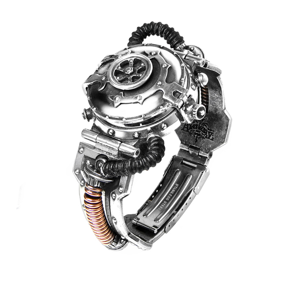 AW15 - EER Steam-Powered Entropy Calibrator Watch