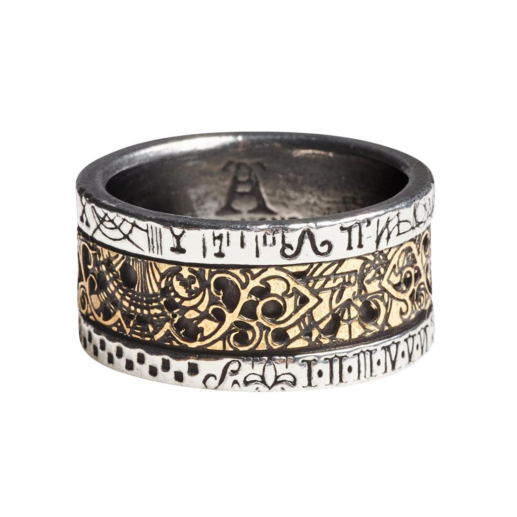 R44 - Dr. Von Rosenstein's Induction Principle Ring