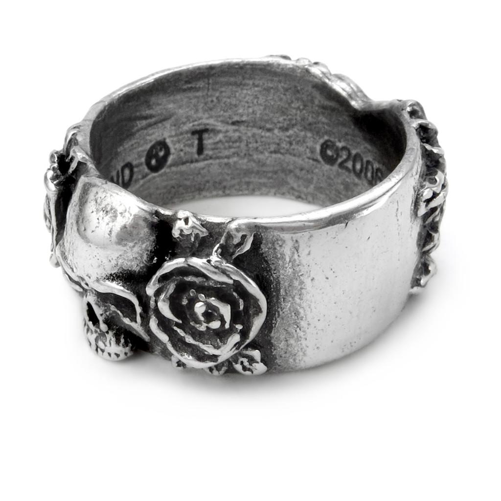 R123 - Broken Heart Ring