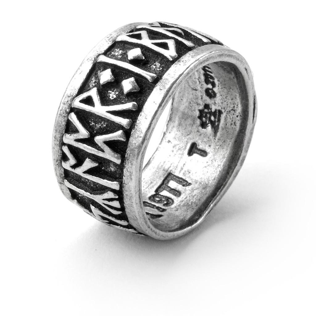 R173 - Runeband Ring