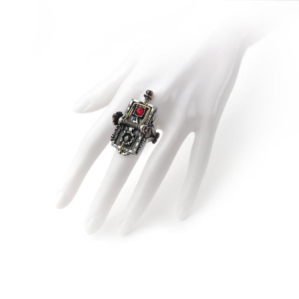 R189 - Van Helsing Kinetic Vampire-Mosquito Trap Ring
