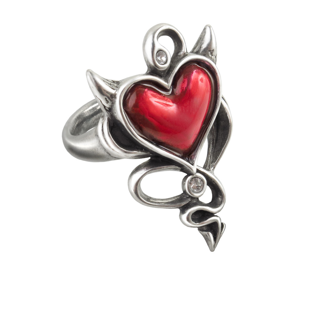 ULFR6 - Devil Heart Ring