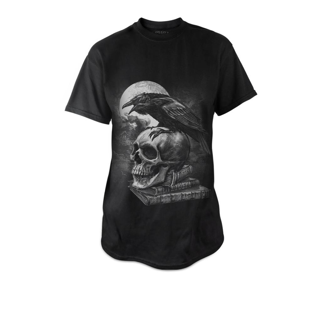 BT810 - Poe's Raven T-Shirt