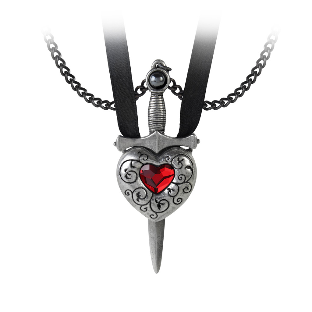 P725 - Love is King Necklace