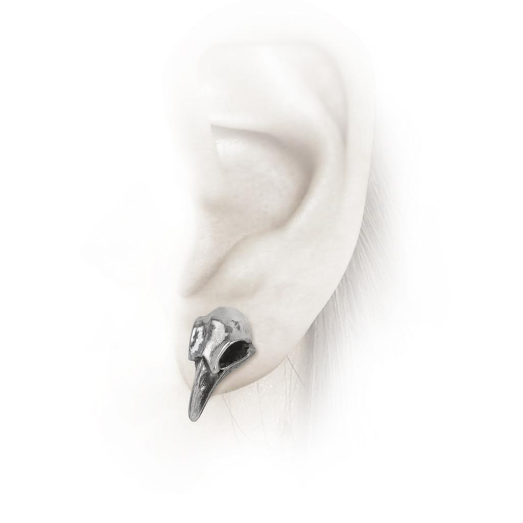 E359 - Rabeschadel Earrings