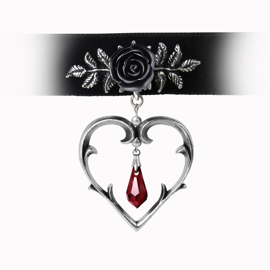 P740 - Wounded Love Choker