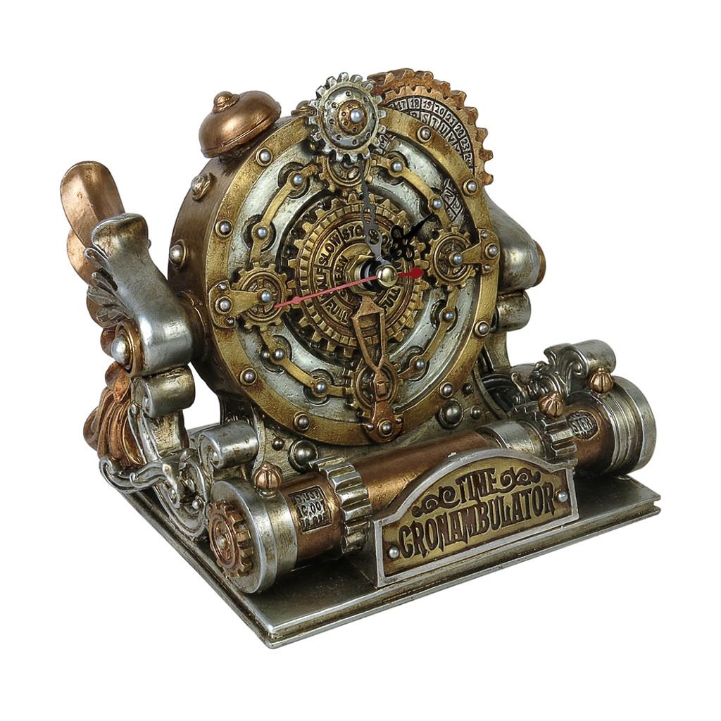 V26 - Time Chronambulator Desk Clock