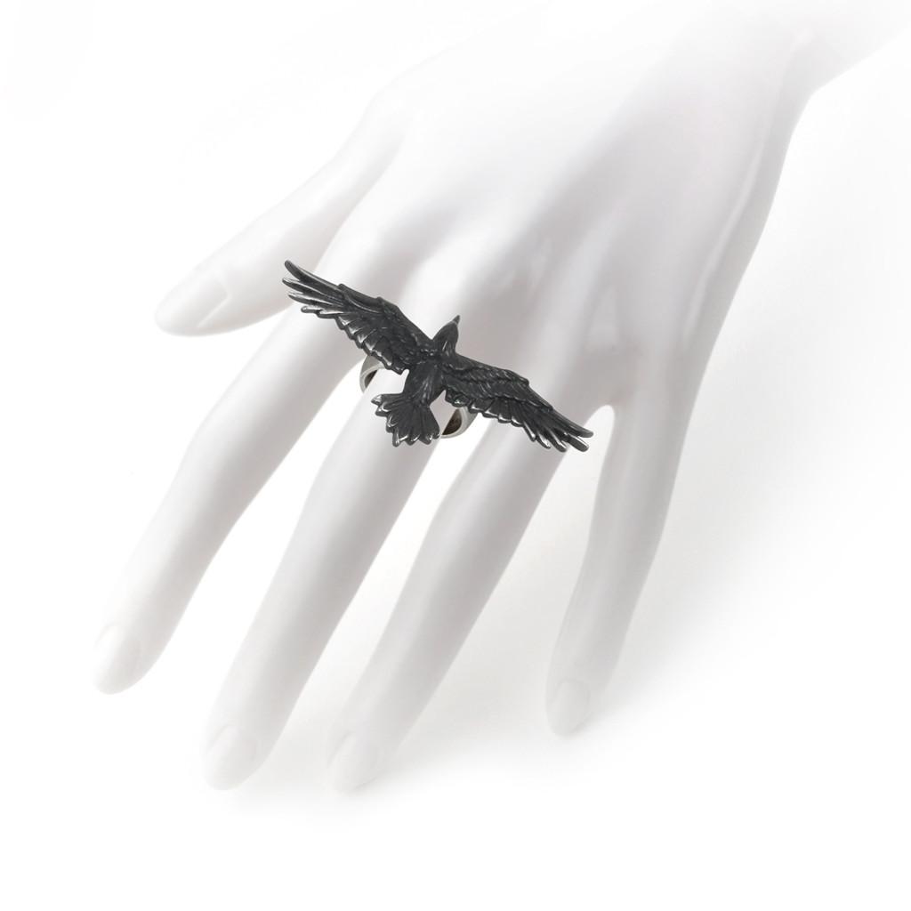 R205 - Black Consort Ring