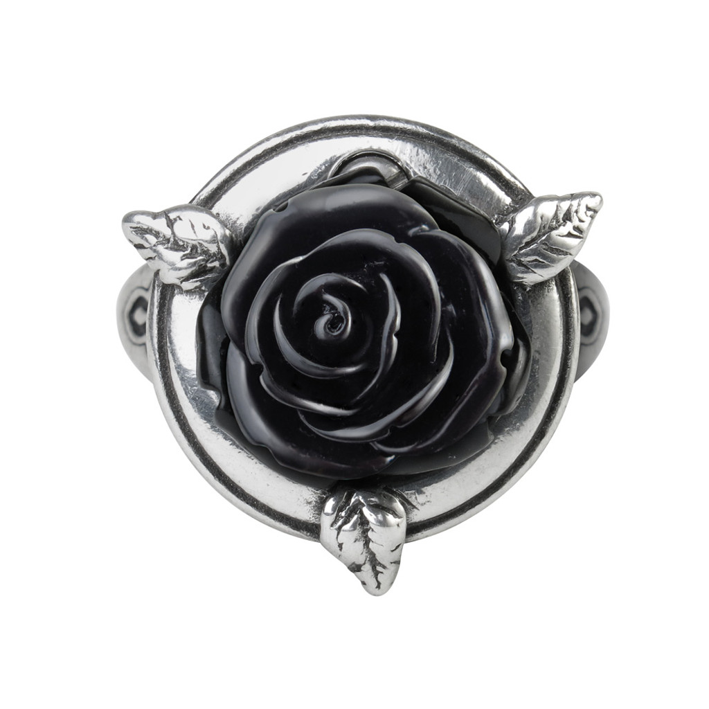 R209 - Sub Rosa Poison Ring