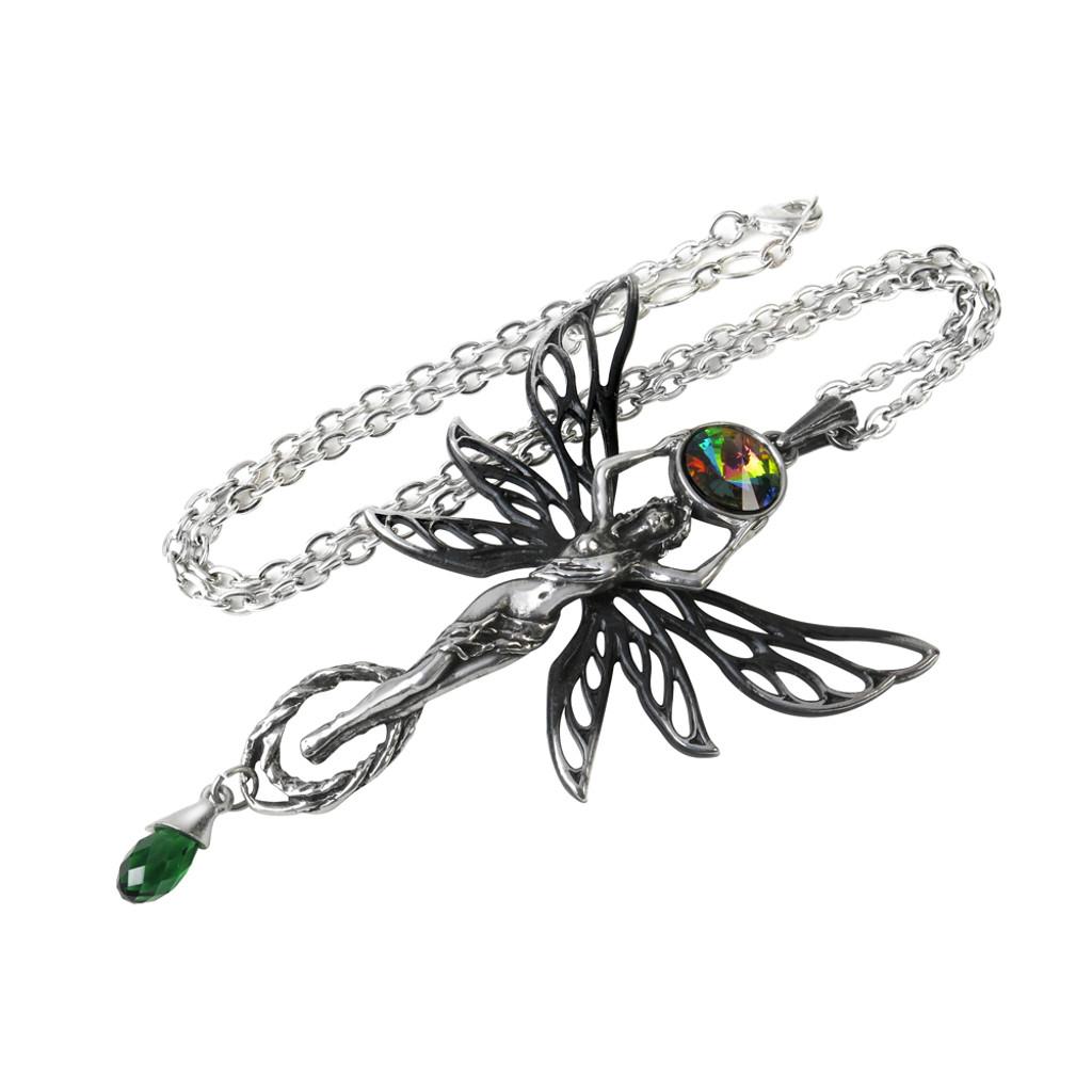 P763 - The Green Goddess Pendant