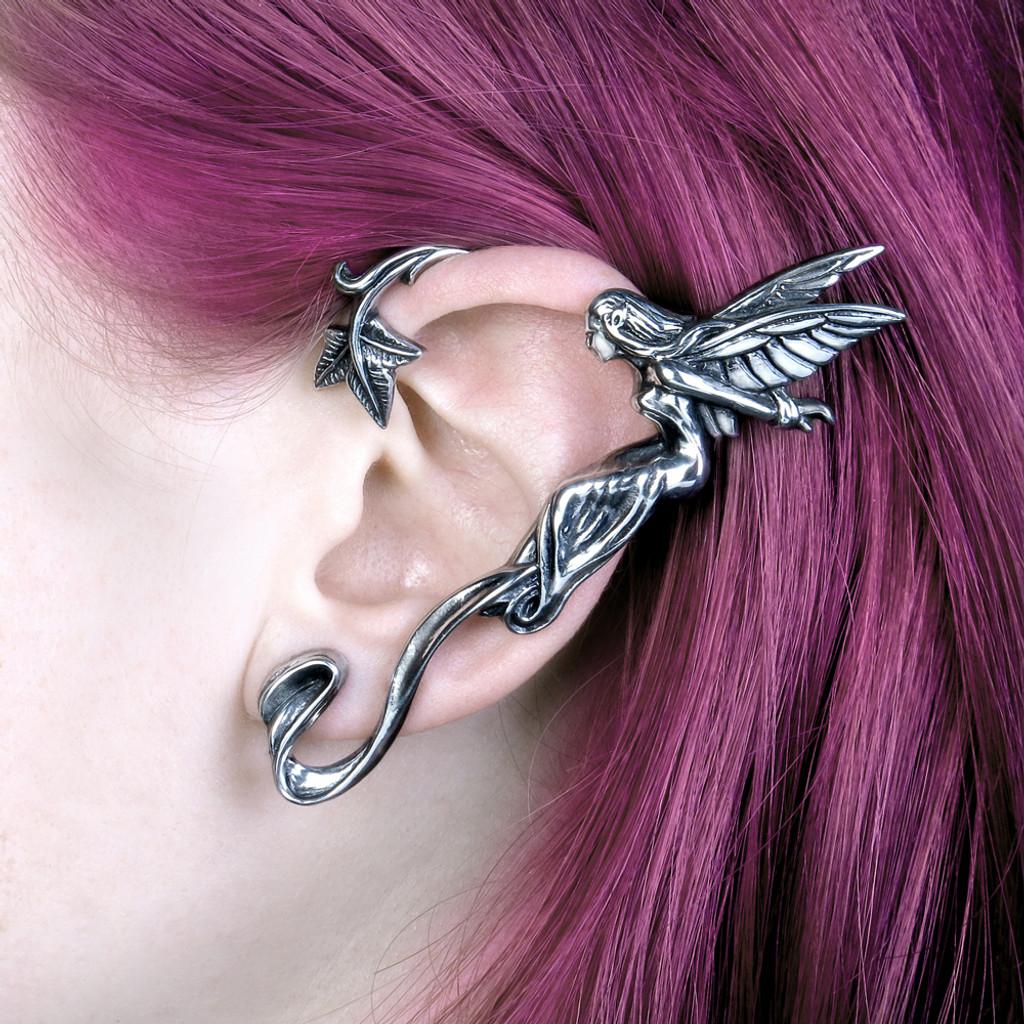 E389 - Whispering Fairy Ear Wrap
