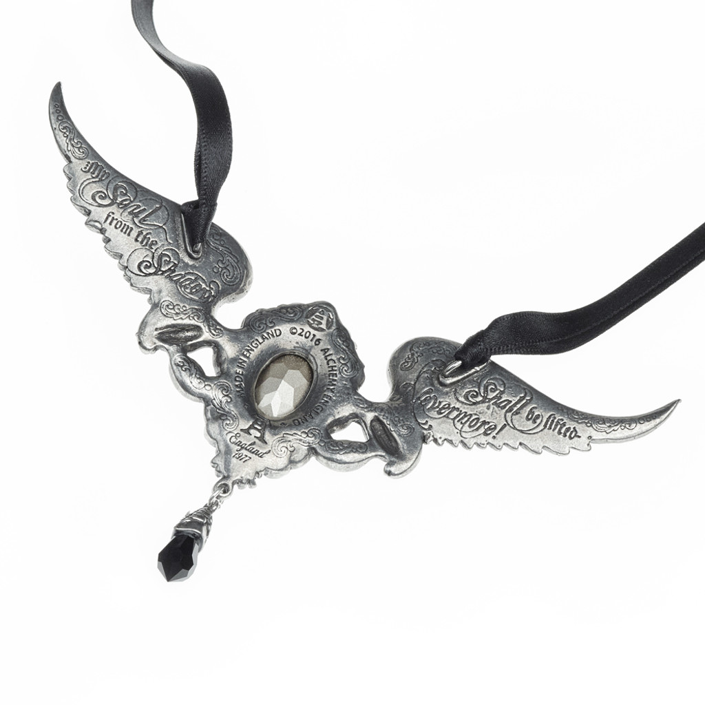 P767 - My Soul from the Shadow Necklace