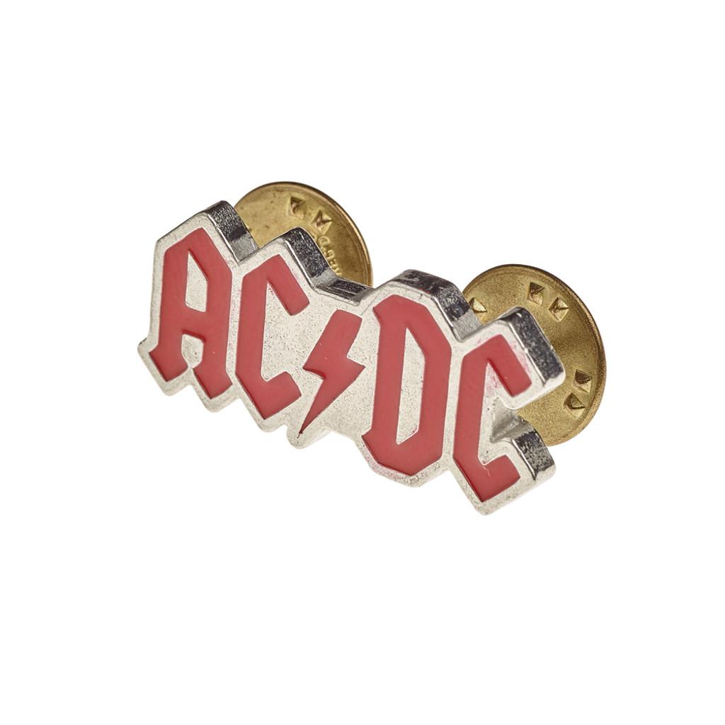 PC503 - AC/DC: enamelled logo