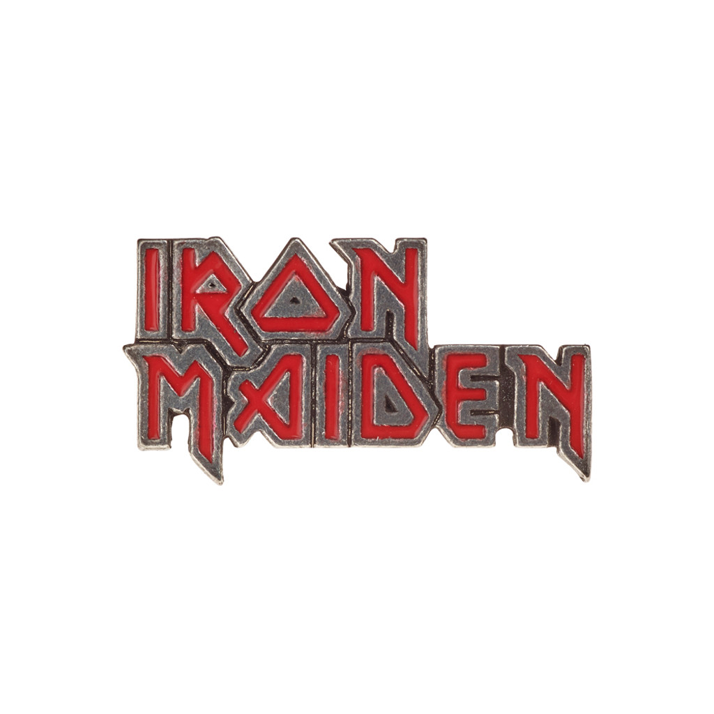 PC505 - Iron Maiden: enamelled logo