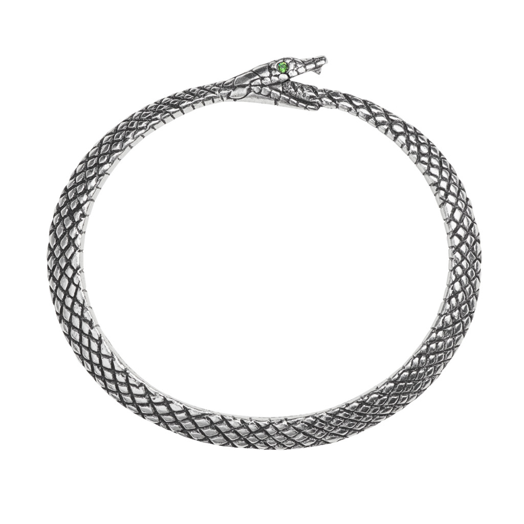 A121 - The Sophia Serpent Bangle
